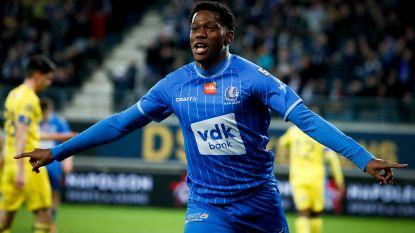 Ambitieus AA Gent bereidt vertrek David voor en legt de lat hoog: Adolfo Gaich, target van Club Brugge, te licht bevonden