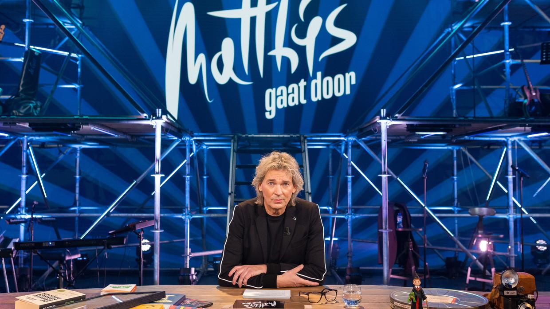 Matthijs van Nieuwkerk Beeld BNNVARA