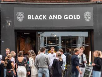 """""""Het is eens iets anders dan het paard van Ralph Lauren"""": Black and Gold kondigt officiële opening aan met feest in de Kammestraat"""