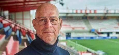 Klaas Wels is de nieuwe trainer van MVV Maastricht