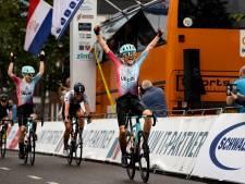 Heel Veldhoven is wakker na winst van Maike van der Duin in Omloop der Kempen