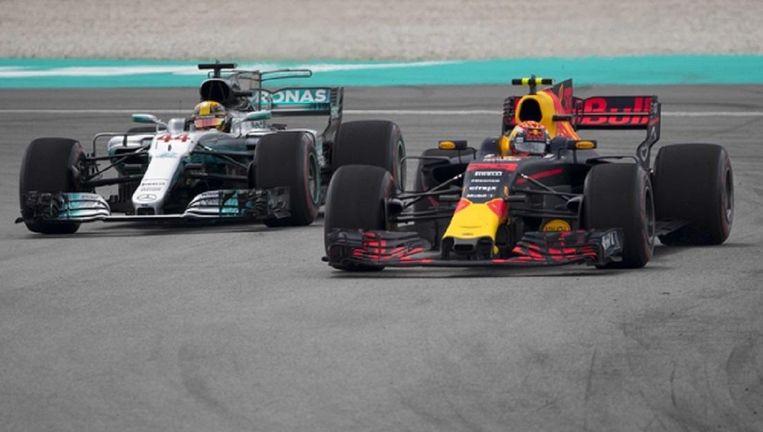Formule 1. Beeld null