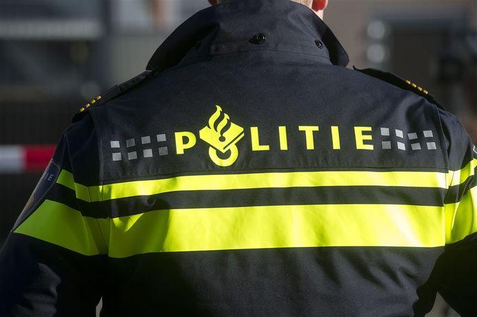 Agent op straat, foto ter illustratie.
