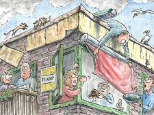 Burenruzies over reparaties bij een lege pot van de vve