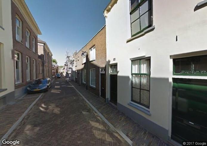 Bornhovestraat in Zutphen. Foto: Google Streetview