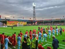 KNVB verplaatst duel van GA Eagles met MVV naar zondag