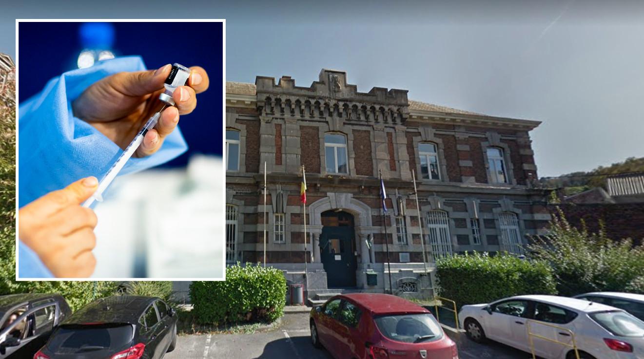 La vaccination des agents a été annulée à la prison de Huy.