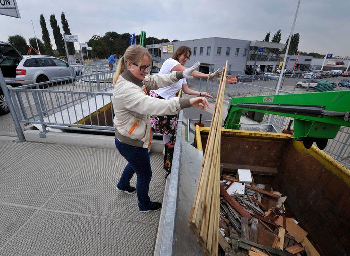 Afvalverwerking draagt bij aan stijging van lokale lasten in Woerden.
