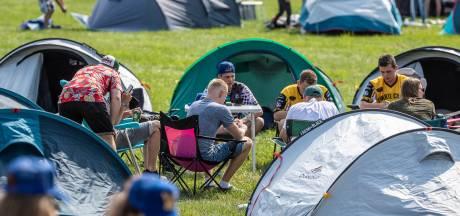 Camping Zwarte Cross voortaan voor 18 jaar en ouder