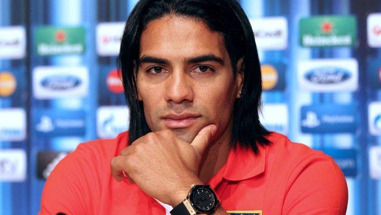 Radamel Falcao. Beeld afp