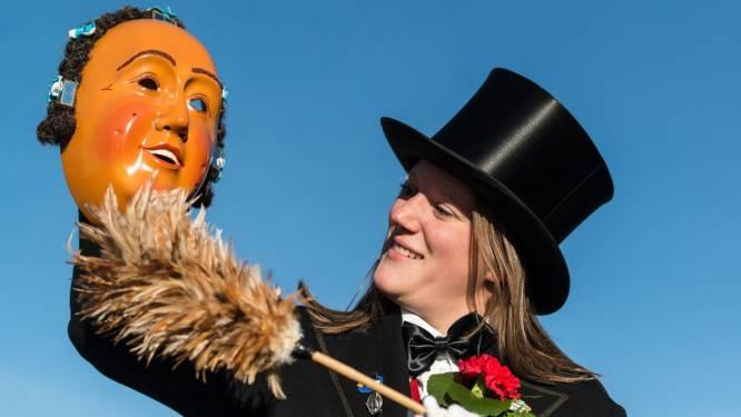 Walen verbieden maskers en Mohammed met carnaval