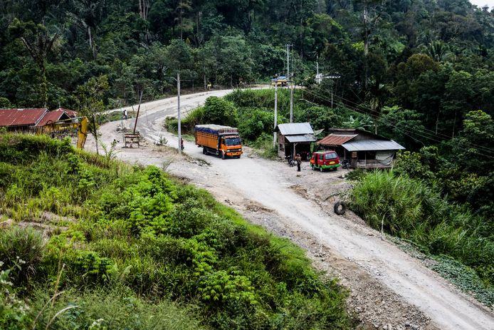 Illustratiebeeld Sumatra.