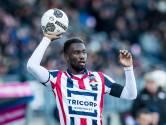 Fernando Lewis is terug bij Willem II