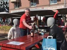 Ondernemers zetten massaal terrassen buiten: 'Van barre tijden naar bartijden'