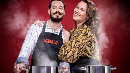 """Dries en Charlotte nemen bewogen start in 'Mijn Keuken Mijn Restaurant': """"Hopelijk denken ze nu niet dat ik een bitch ben..."""""""