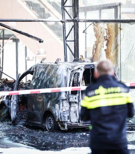 Rechtbank legt celstraffen tot 10 jaar in proces rond aanslag op Telegraafgebouw