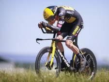 Van Dijke behoudt met derde plek in koninginnenrit uitzicht op eindzege Ronde van Kroatië