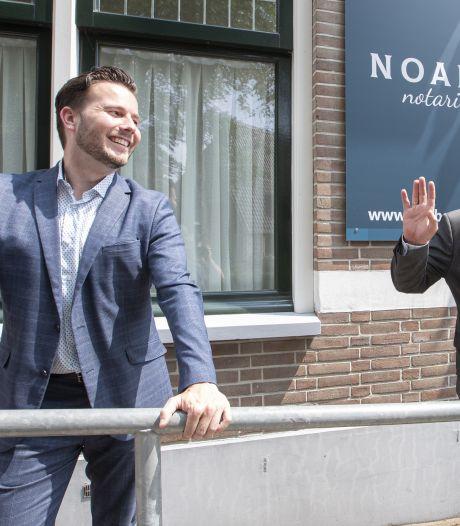 Twenterand krijgt een notaris van slechts 35 jaar: 'Maar hij is toch zeer ervaren'