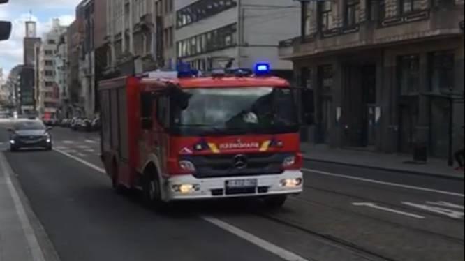 Brusselse hulpverleners ontvangen nog steeds snelheidsboetes