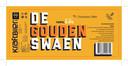 De Gouden Swaen. 8% Tripel van vijf soorten mout, een bijzondere gist, sinaasappelschil en korianderzaad.