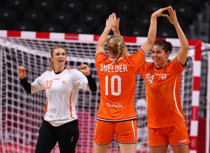 Nederland viert