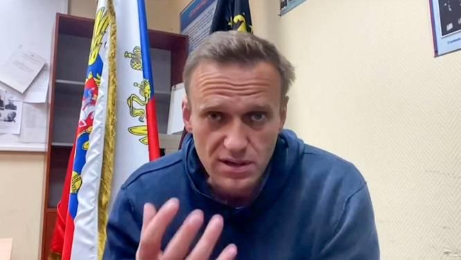 Navalny spant nieuwe rechtszaak aan over gevangenisregime