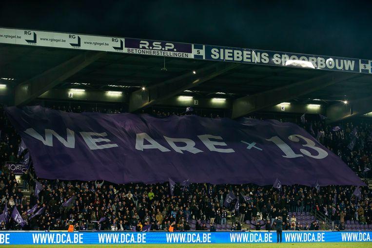 De match wordt zaterdag in Mechelen gespeeld, maar ook het Olympisch Stadion op het Kiel zal goed vollopen. De club plaatst drie grote schermen.