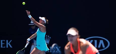 Kerkhove vannacht in actie op Australian Open