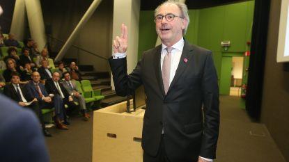 Burgemeester Claeys is nieuwe voorzitter van politiecollege Schelde-Leie