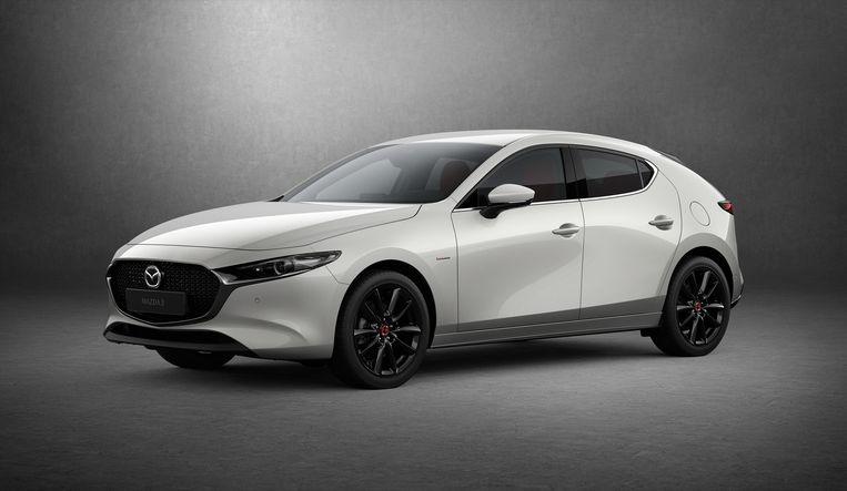 De nieuwe Mazda 3 Beeld