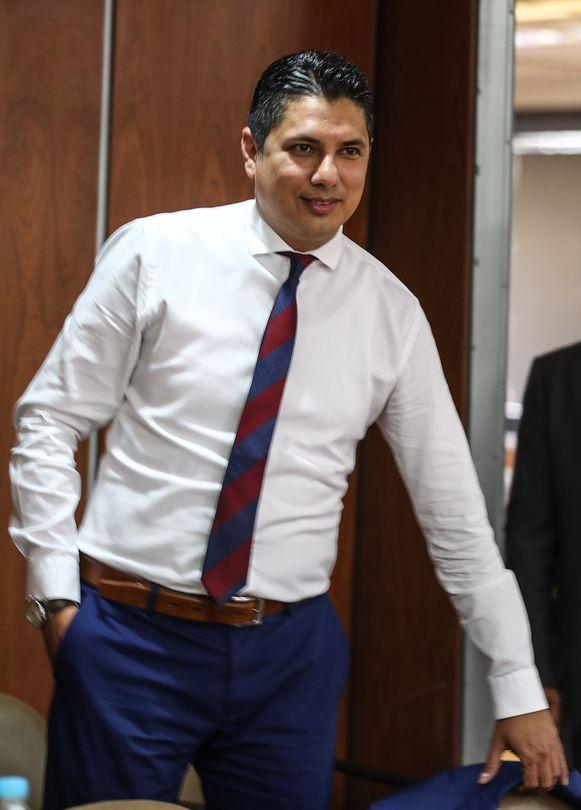 Fernando Balda (foto) werd kort na de ontvoering uitgeleverd aan Ecuador, waar hij zijn gevangenisstraf uitzat.
