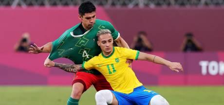 Olympisch voetbal: Antony met Brazilië naar finale, Asensio helpt Spanje ook naar eindstrijd