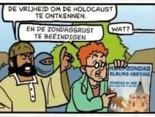 Ophef over stripje waarin SGP Elburg de holocaust aanhaalt, betrokkenen door het stof: 'Dit is oprecht fout'