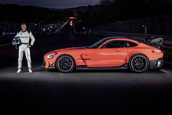 AMG GT Black Series.