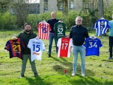 Voetbalshirts van Frenkie, Vlaar en Mbappé worden geveild voor ongeneeslijk zieke Fred: 'Iedereen wil iets terugdoen'