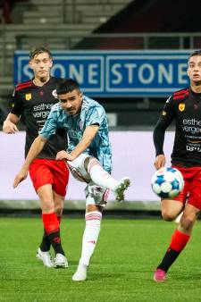 Samenvatting   Excelsior - Jong Ajax