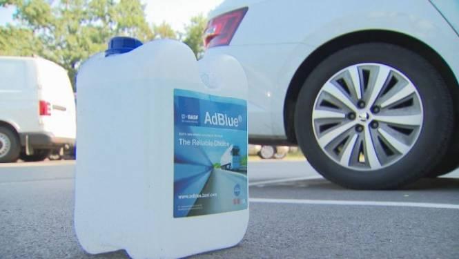 12% meer oproepen van autopech door lege AdBlue-tank
