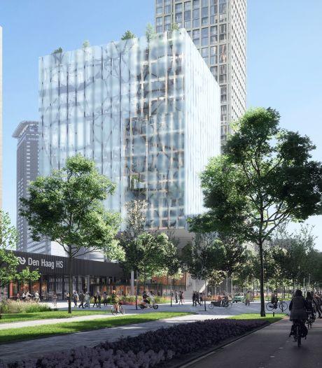Voor 40 miljoen maakt Den Haag het nieuwe woongebied rond Hollands Spoor groen en autoluw