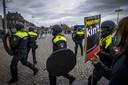 Vorige week was er ook een demonstratie van KOZP in Maastricht