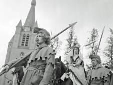 In 1958 openen ridders en jonkvrouw het Hertog Jancollege in Valkenswaard