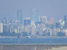 Thermometer in Canada tikt bijna 50 graden aan: 'Blijf vandaag binnen'