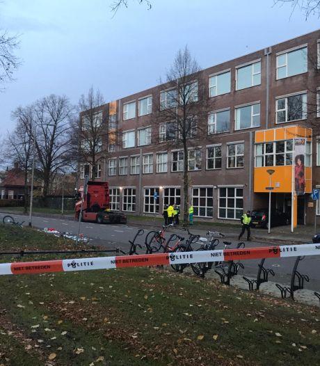 Buurtbewoners na zware crash: 'Leusderweg levensgevaarlijk voor fietsers'