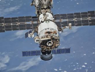 Systeem voor drinkwatervoorziening in ruimtestation ISS uitgeschakeld na vermoedelijk lek