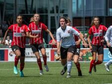 Maruschka Waldus: bont cv en nu Champions League met PSV
