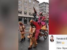 """""""La planète Charleroi"""" a conquis De Brigode et des télés étrangères"""