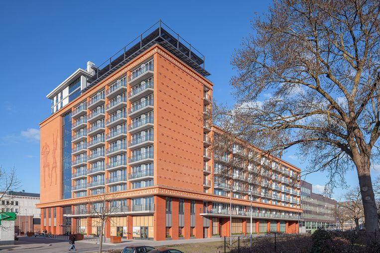 Startmotor, Rotterdam Architect: Marge architecten Opdrachtgever: BPA Ridderkerk Beeld Scagliola Brakkee