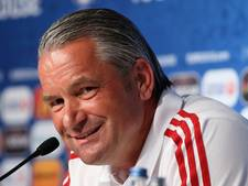 Hongarije stuurt bondscoach Storck de laan uit
