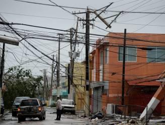3,4 miljoen Puerto Ricanen mogelijk tot vier maanden zonder stroom na doortocht orkaan Maria