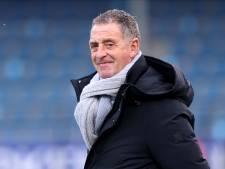 Onrust bij FC Eindhoven: selectie zegt vertrouwen op in trainer Ernie Brandts