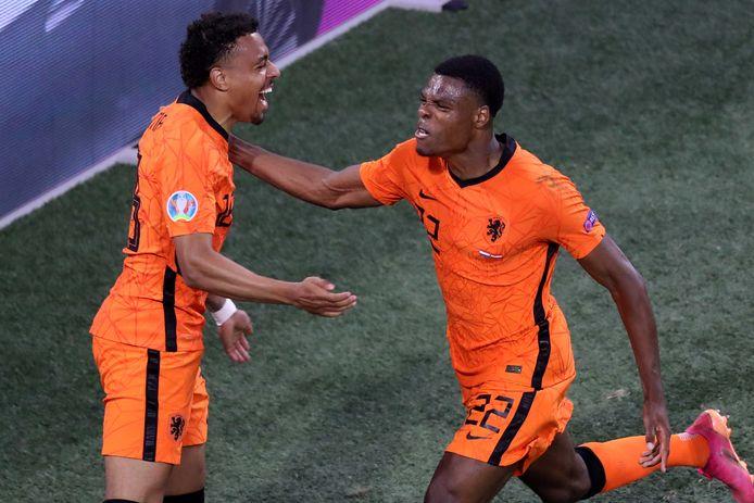 Denzel Dumfries en Donyell Malen zijn voorlopig nog afwezig bij PSV.